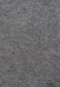 FALKE - FALKE FAMILY KNIESTRÜMPFE  - Knee high socks - light grey melange - 1