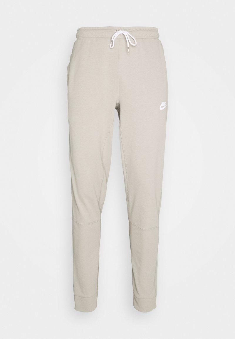 Nike Sportswear - MODERN  - Pantalon de survêtement - stone/ice silver/white