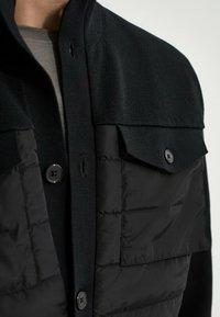 Massimo Dutti - Light jacket - black - 2