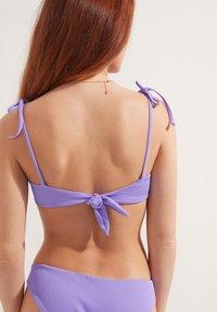 Tezenis - Bikini pezzo sopra -  new lilla - 1