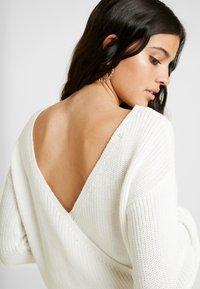 Even&Odd - Strikket kjole - off-white - 5