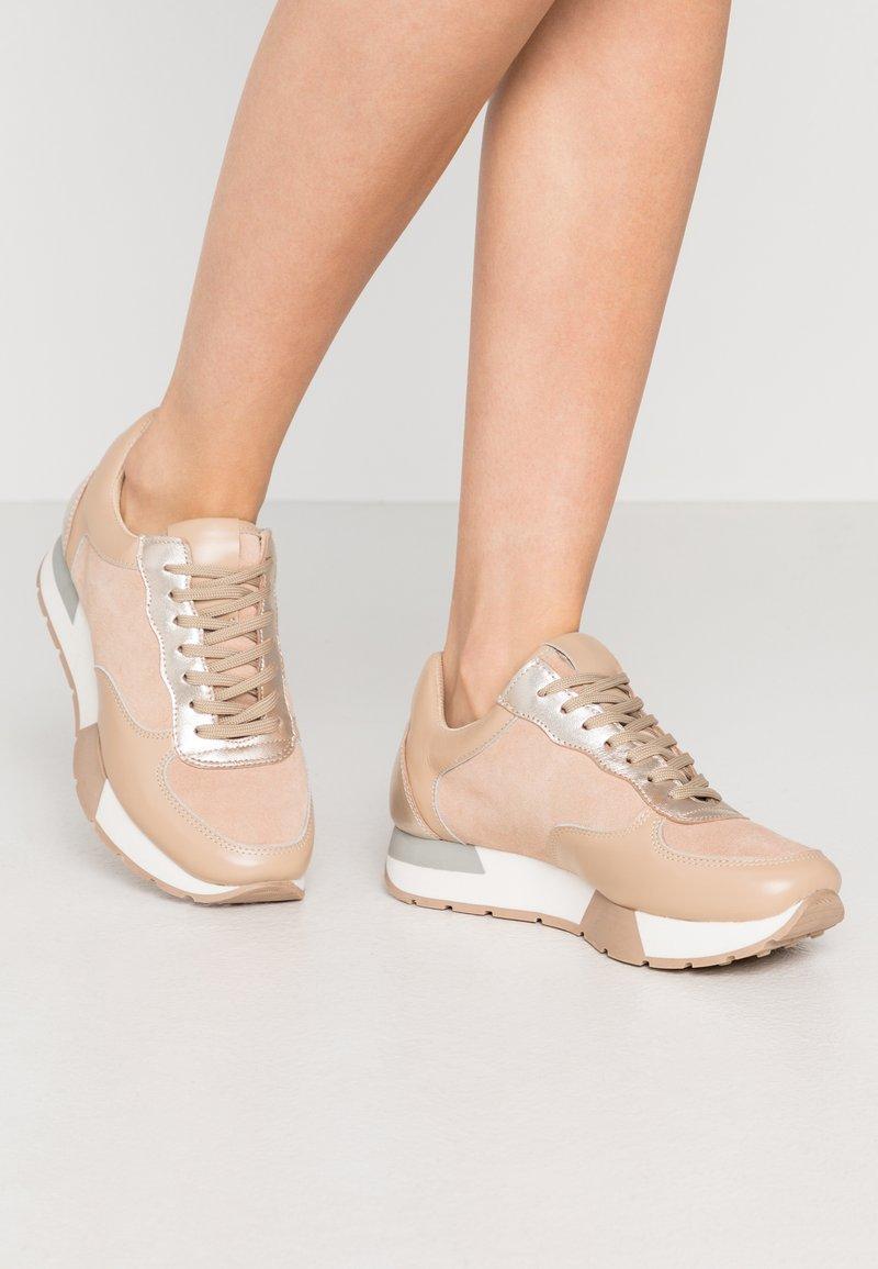 Zign - Sneakers basse - nude