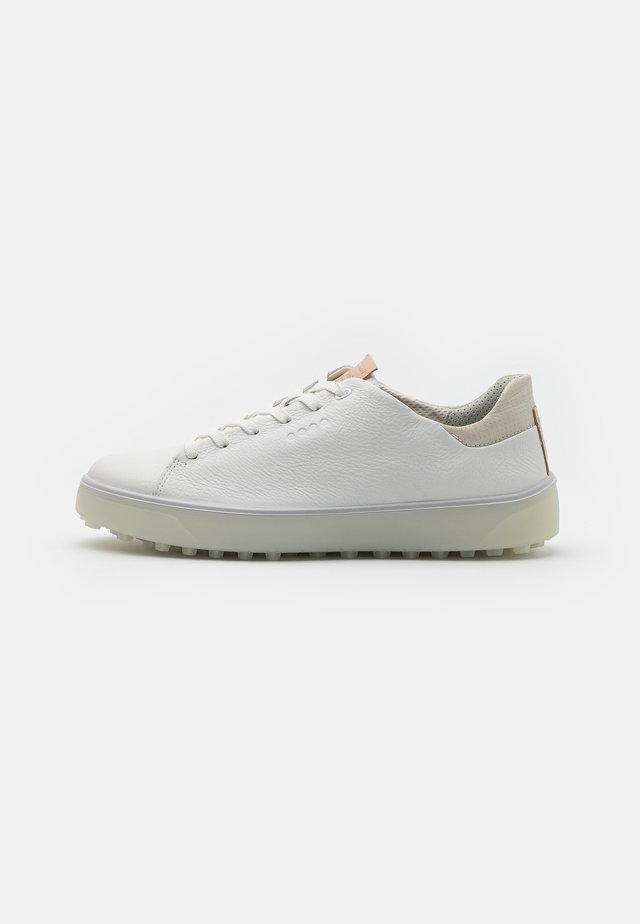 TRAY - Scarpe da golf - white