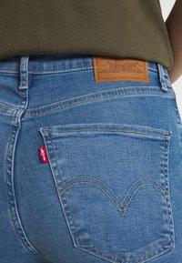 Levi's® - MILE HIGH SUPER SKINNY - Jeans Skinny Fit - naples fade - 3