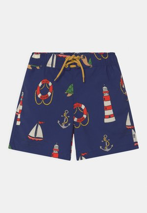 TURTLE FLOAT - Swimming shorts - navy