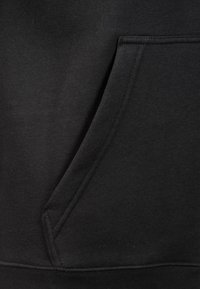 Nike Performance - CLUB19 HERREN - Zip-up hoodie - black / white - 2
