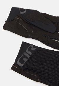 Giro - TRIXTER - Rękawiczki pięciopalcowe - black - 1
