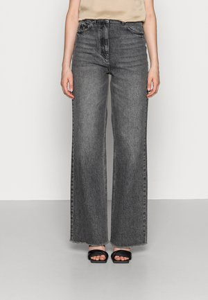 CAI  WONDERFUL DENIM - Relaxed fit jeans - black