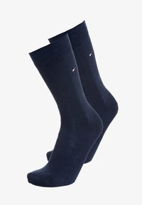 Tommy Hilfiger - CLASSIC 2 PACK - Chaussettes - dark navy - 0