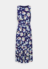 Lauren Ralph Lauren - PRINTED MATTE DRESS - Jersey dress - sporting royal - 0