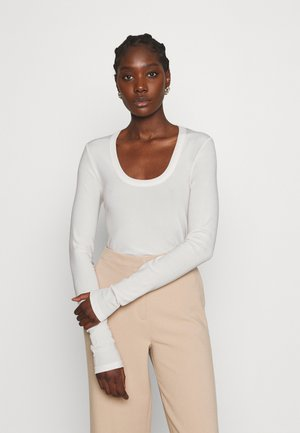 INDY - Long sleeved top - white