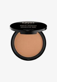 Nyx Professional Makeup - MATTE BODY BRONZER - Bronzer - 1 light - 0
