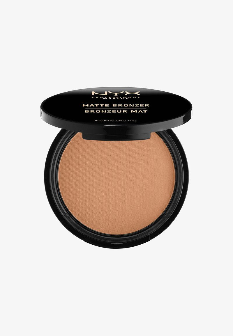 Nyx Professional Makeup - MATTE BODY BRONZER - Bronzer - 1 light