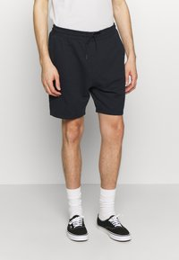 Burton Menswear London - 2 PACK - Spodnie treningowe - navy/khaki - 1