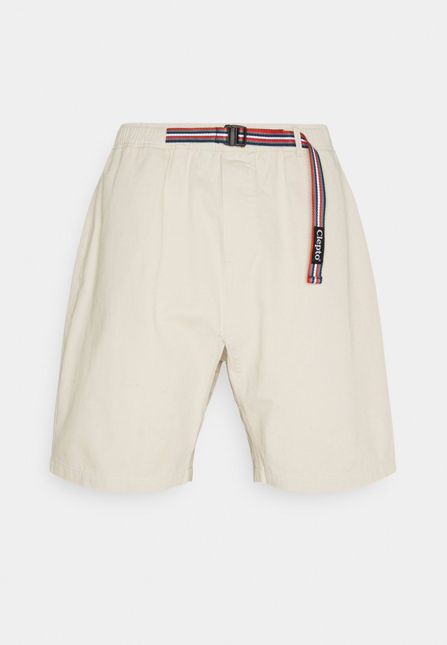 TRANSIT TEAM - Shorts - peyote