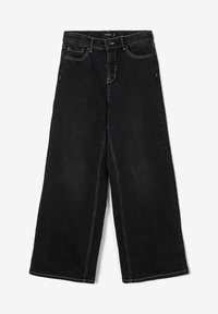LMTD - Straight leg jeans - black denim - 2