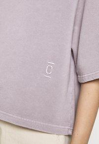 CLOSED - WOMEN - T-shirt imprimé - dark mauve - 5