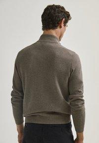 Massimo Dutti - Cardigan - light grey - 2