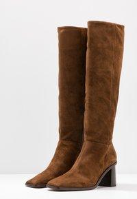 L'INTERVALLE - CARSI - Stiefel - brown - 4