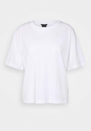 TEE ERICA - Basic T-shirt - white