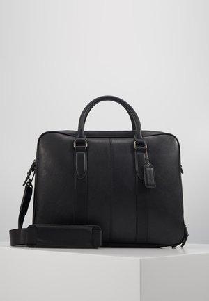 PENMAEN - Briefcase - jet black
