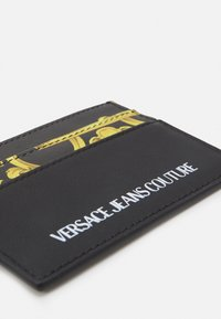 Versace Jeans Couture - UNISEX - Wallet - black/gold - 3