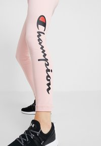 Champion - LEGGINGS - Tights - pink - 3