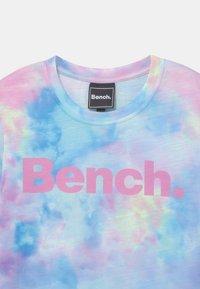 Bench - ANNALISE - Print T-shirt - sky - 2