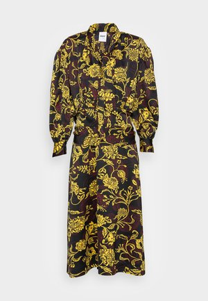 TABITHA - BOHEMIAN  - Day dress - sulphur