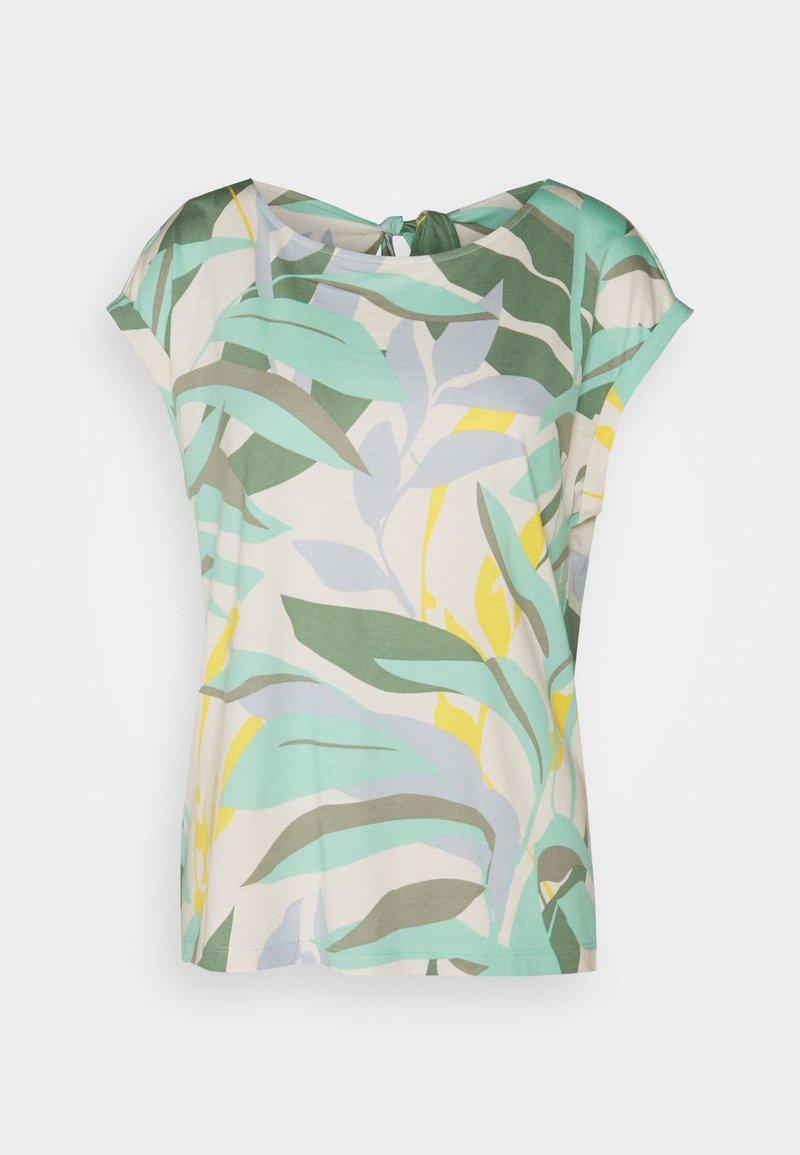 s.Oliver - T-shirt print - ocean green