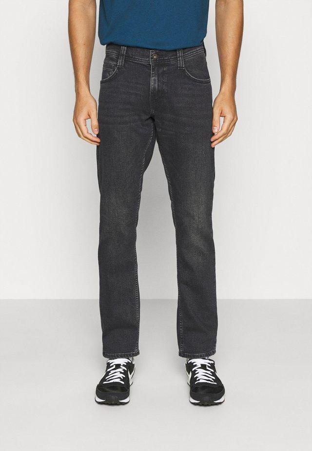 OREGON - Jeans straight leg - grey denim
