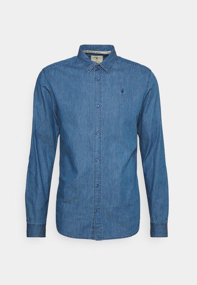 SHIRT - Overhemd - light wash