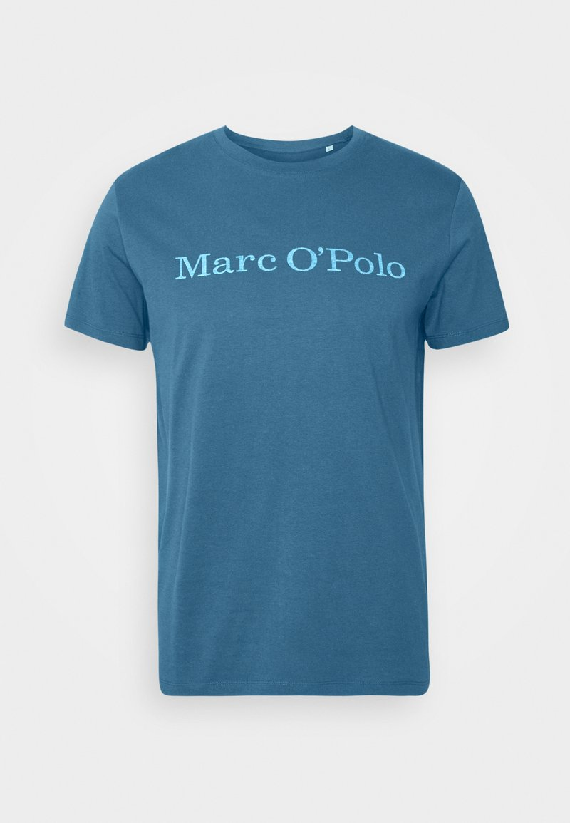 Marc O'Polo T-Shirt print - midnight/blue denim aVj60M