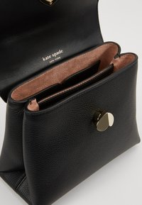 kate spade new york - MINI TOP HANDLE - Handbag - black - 4