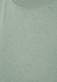 Cotton On Body - ACTIVE CURVE HEM TANK - Top - desert sage - 2