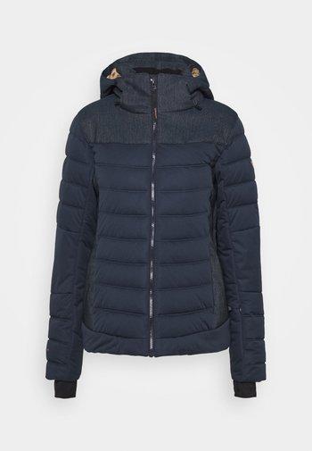 JACIANO WOMEN SNOWJACKET - Snowboard jacket - space blue