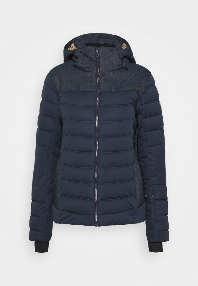 JACIANO WOMEN SNOWJACKET - Snowboardová bunda - space blue