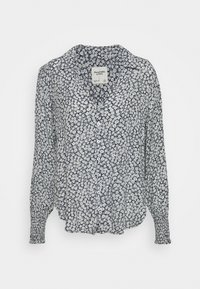 Abercrombie & Fitch - Button-down blouse - navy - 3