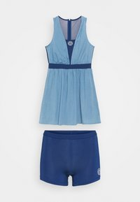 BIDI BADU - ANKEA TECH DRESS - Sportklänning - blue denim/dark blue - 0