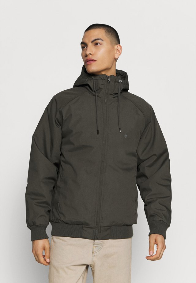 HERNAN - Winter jacket - lead