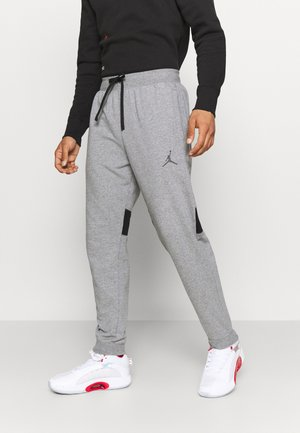 AIR PANT - Pantalones deportivos - carbon heather/black