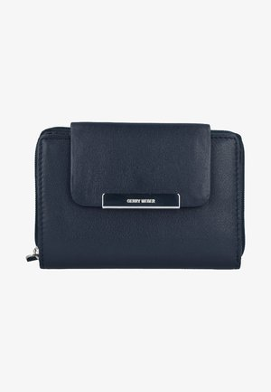 Wallet - dark blue