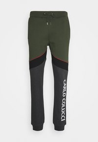 Carlo Colucci - Tracksuit bottoms - green - 0