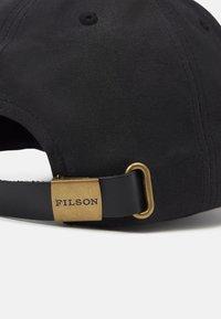 Filson - OIL TIN LOW-PROFILE - Cap - black - 5