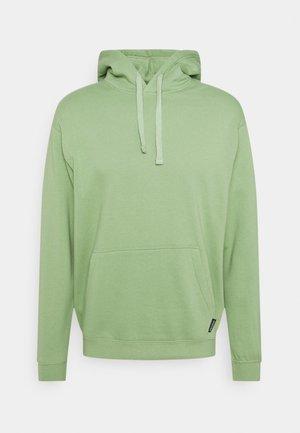 UNISEX - Felpa con cappuccio - green