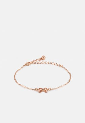 PARSA PETITE BOW BRACELET - Bracelet - rose gold-coloured