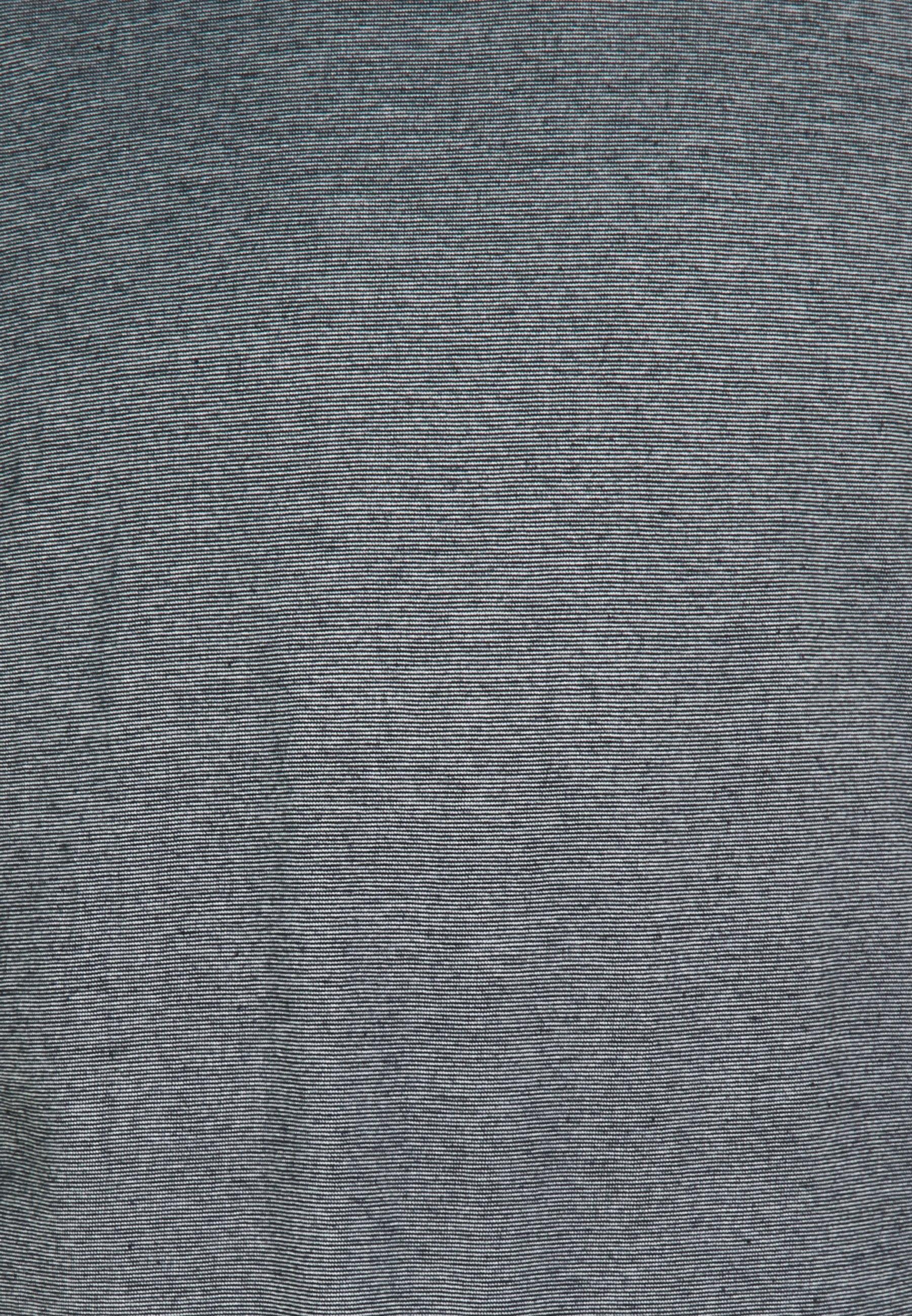 Brave Soul CONTO - Print T-shirt - rich navy Br5rz