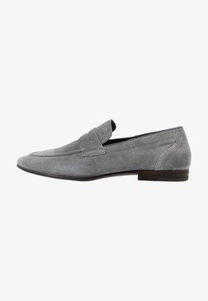 HUNTER LOAFER - Elegantní nazouvací boty - grey