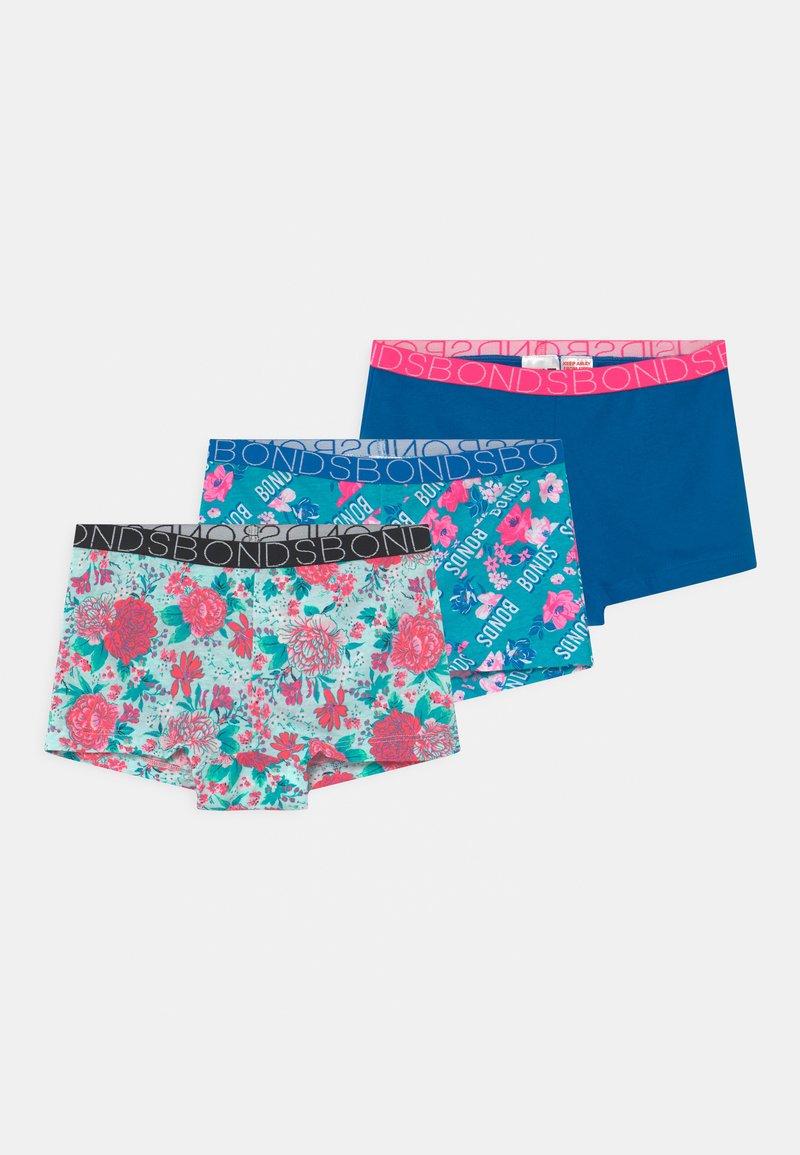 Bonds - 3 PACK - Panty - multi-coloured/blue