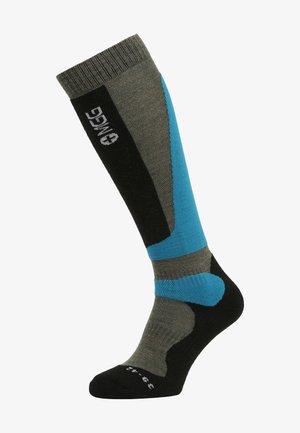 TECHNICAL SKI SOCKS TECHNICAL SKI SOCKS - Socks - blau